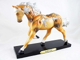 Golden Girls Pony - Beauty of Palomino Ponies - 1E - Summer 2019 Trail of Painted Ponies - Resin Figurine